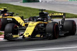Nico Hulkenberg (GER) Renault Sport F1 Team RS18. Canadian Grand Prix, Sunday 10th June 2018. Montreal, Canada.