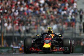 Max Verstappen Red Bull Canadian GP F1/2018