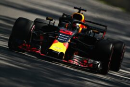 Daniel Ricciardo Red Bull Canadian GP F1/2018