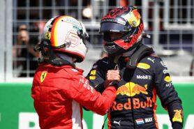 Marko vs Stewart about Vettel