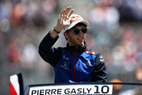 Pierre Gasly News