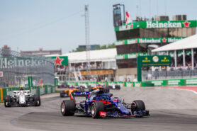 Carey to unveil Montreal's new F1 pit building