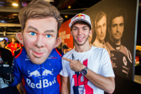 Pierre Gasly 2018 Beyond the Grid interview