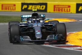 Formula One - Mercedes-AMG Petronas Motorsport, Canadian GP 2018. Valtteri Bottas
