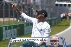 Formula One - Mercedes-AMG Petronas Motorsport, Canadian GP 2018. Lewis Hamilton
