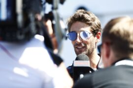 Romain Grosjean Haas Canadian GP F1/2018