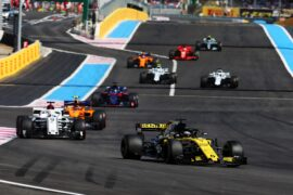 Nico Hulkenberg (GER) Renault Sport F1 Team RS18. French Grand Prix, Sunday 24th June 2018. Paul Ricard, France.