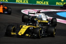 Whiting inspects Paul Ricard track modifications