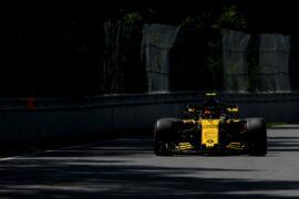 Carlos Sainz Jr (ESP) Renault Sport F1 Team RS18. Canadian Grand Prix 2018. Montreal, Canada.