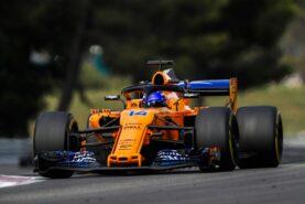 Circuit Paul Ricard, Le Castellet, France. Sunday 24 June 2018. Fernando Alonso, McLaren MCL33 Renault.