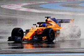 Circuit Paul Ricard, Le Castellet, France. Saturday 23 June 2018. Fernando Alonso, McLaren MCL33 Renault.