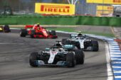 Vettel: Mercedes 'big favourite' for German GP