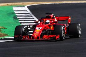 Lap times 2nd practice 2018 Italian F1 Grand Prix