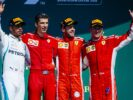 Race results 2018 British F1 grand prix