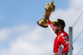 Vettel won the battle of Britain