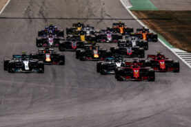 Wolff: Ferrari has more power than Mercedes