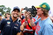 Ricciardo says 2019 announcement due soon