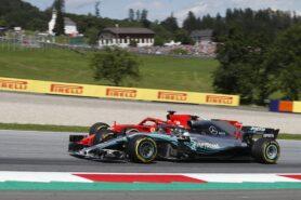 FIA tells Ferrari that Mercedes car is 'legal'