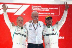 Race Results 2018 German F1 Grand Prix