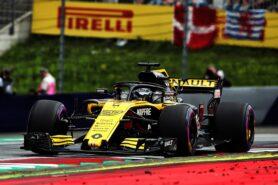 Nico Hulkenberg (GER) Renault Sport F1 Team RS18. Austrian Grand Prix, Saturday 30th June 2018. Spielberg, Austria.