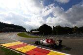 Marcus Ericsson Sauber Belgian GP F1/2018