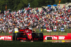Sebastian Vettel Hungarian GP F1/2018