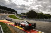 Kevin Magnussen, Haas F1 Team VF-18 during the Belgian GP at Spa-Francorchamps 2018.