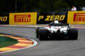 Lewis Hamilton on track Belgian GP F1/2018