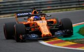Alonso has 'new' old McLaren at Monza