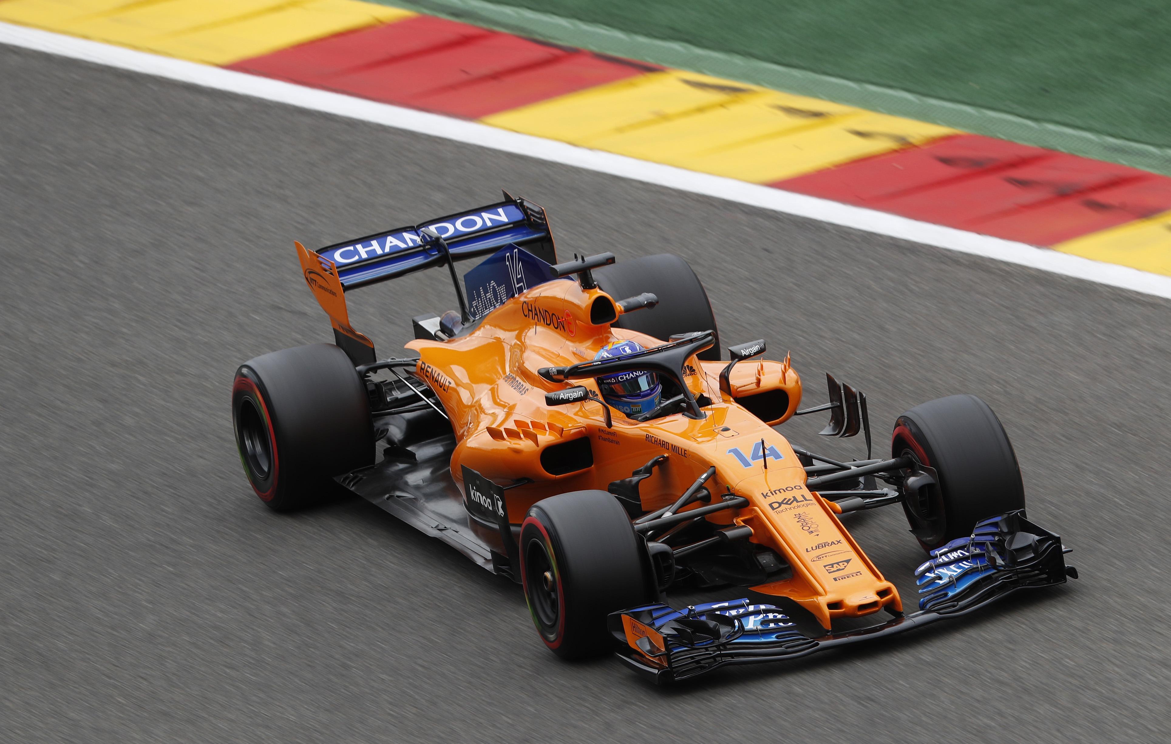 McLaren's view on Russia 2018