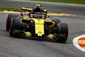 Carlos Sainz Jr (ESP) Renault Sport F1 Team RS18. Belgian Grand Prix 2018.