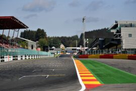 Spa shown green light to re-open circuit