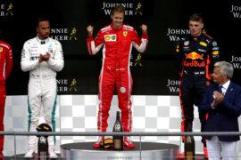 Race Results 2018 Belgian F1 Grand Prix