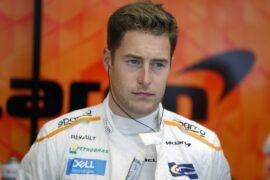 Vandoorne says McLaren was focused on Alonso