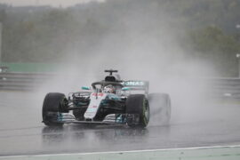 Formula One - Mercedes-AMG Petronas Motorsport, Hungarian GP 2018. Lewis Hamilton