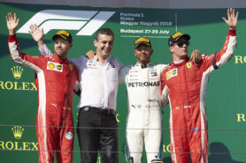Race Results 2018 Hungarian F1 Grand Prix