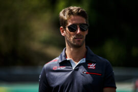 Romain Grosjean 2018 Beyond the grid interview