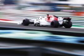 Marcus Ericsson Sauber Hungarian GP F1/2018
