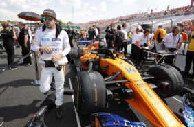 Piquet: 'Chaos' brought by Alonso limited his success