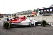 Charles Leclerc, Alfa Romeo Sauber C37 at Formula One World Championship, Rd13, Belgian Grand Prix, Practice, Spa Francorchamps, Belgium, Friday 24 August 2018.
