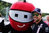 Sergio Perez (MEX) Force India F1 Team. Belgian Grand Prix, Thursday 23rd August 2018. Spa-Francorchamps, Belgium.