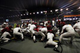 Sauber Singapore GP F1/2018