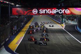 Driver comments 2018 Singapore F1 GP
