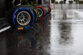 Pirelli design new rain tyres for 2019