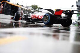 Haas Italian GP F1/2018