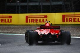 Kimi Raikkonen Ferrari Italian GP F1/2018