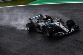 Lap times 2nd practice 2018 US F1 Grand Prix
