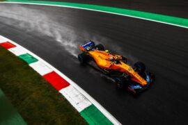 Lando Norris, McLaren MCL33 Italian GP F1/2018