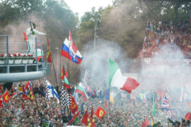 F1 optimistic to see spectators at majority of the races this season