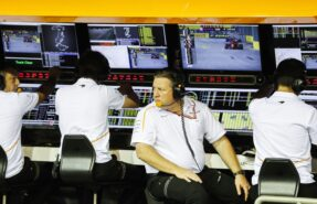 Brown: McLaren's financial problems 'solved'